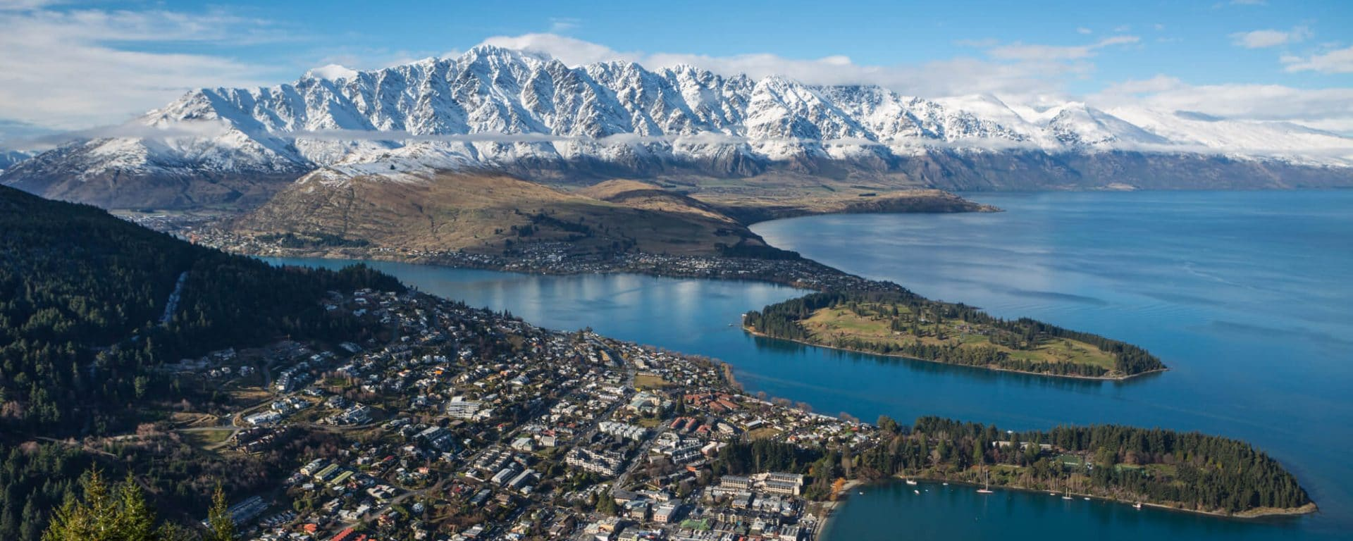 Winter in Queenstown