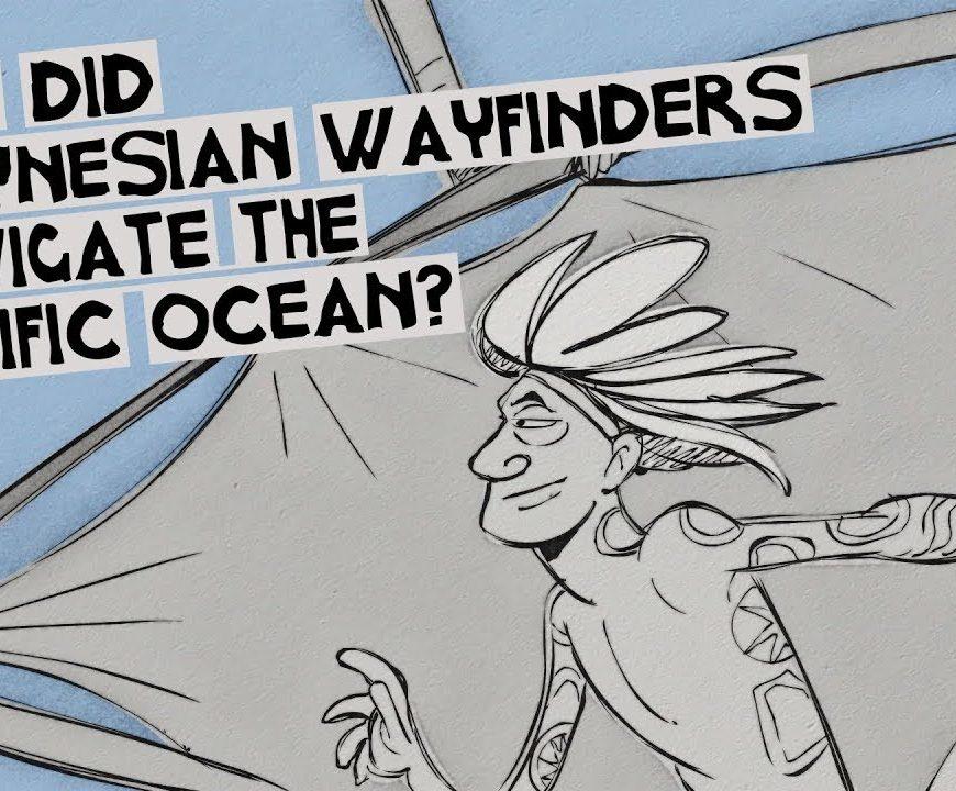 Ted-Ed Polynesian wayfinders