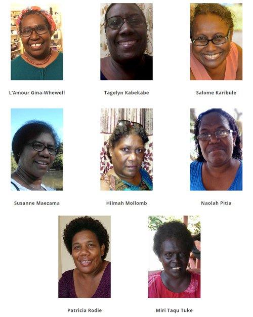 Solomon Island's class of 1983